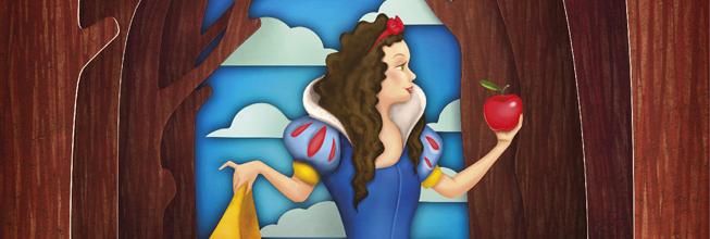 Pamuk Prenses ve Yedi Cüceler afiş
