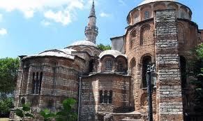 Kariye Camii – Kariye Müzesi -Chora Kilisesi