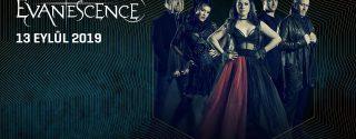 Evanescence Konseri afiş