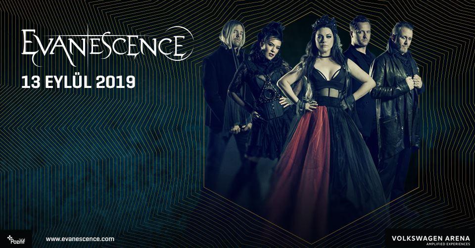 Evanescence Konseri