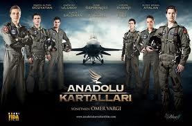 Ücretsiz Sinema Anadolu Kartalları afiş