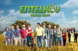 Ücretsiz Sinema Entelköy Efeköy'e Karşı afiş