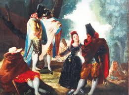 Goya Zamanın Tanığı Sergisi afiş