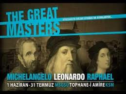 The Great Masters Sergisi