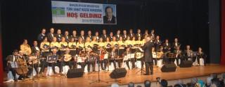 Türk Sanat Müziği Konseri afiş