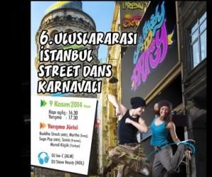 6.İstanbul Street Dans Karnavalı