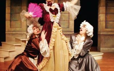 Külkedisi Harikalar Diyarında Tiyatro