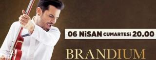 Kenan Doğulu Hayallerinizin Konseri Brandium'da afiş