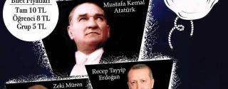 İstanbul Balmumu Heykel Müzesi afiş