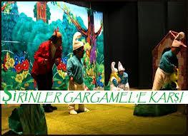 Şirinler Gargamel'e Karşı Çocuk Tiyatro Ücretsiz