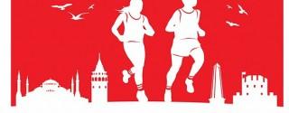 Maraton ve İstanbul Resim Yarışması afiş