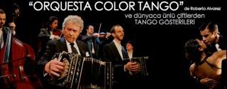 Color Tango Konseri ve Tango Gösterileri afiş