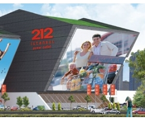 212 İstanbul Power Outlet afi�