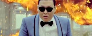 Psy – Gangnam Style  Konseri afiş