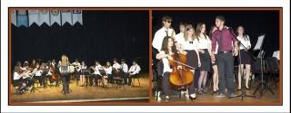Liselerarası Caz ve Klasik Müzik Festivali afiş