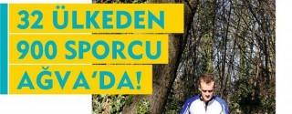 Oryantiring Hedef Bulma Yarışması afiş