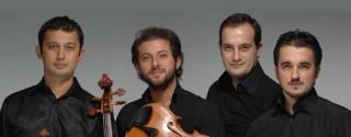 Borusan Quarted – Begüm Başbuğ Konseri afiş