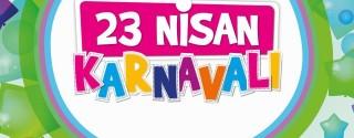 Neomarin AVM'de 23 Nisan Etkinlikleri afiş