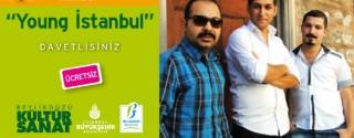 Young İstanbul Konseri afiş
