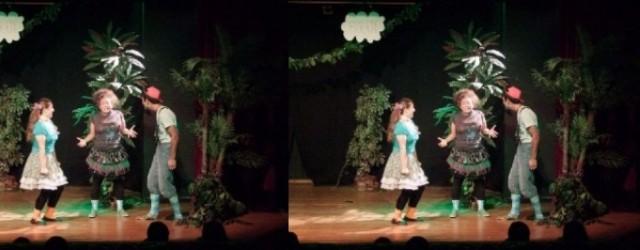 Alice müzikali başlıyor