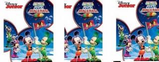 Mickey Mause Bir Uzay Macerası Ücretsiz afiş