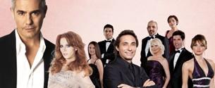 Alessandro Safina – Enbe Orkestrası – Meyra Konseri afiş