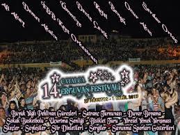 Çatalca Festival Sahnesi afi�