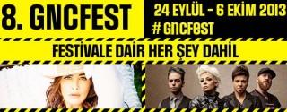 8.GNCFEST Sıla – Model Konseri afiş