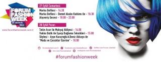 Forum Fashion Week afiş
