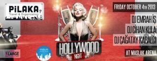 Party;Hollywood Nıght afiş