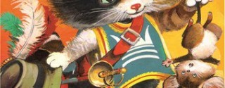 Çizmeli Kedi Çocuk Tiyatrosu Ücretsiz afiş