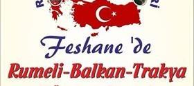 Rumeli-Balkan – Trakya Tanıtım Günleri Feshane'de afiş