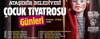 Novada Ataşehir AVM'de Ücretsiz Tiyatrolar Sizi Bekliyor! afiş