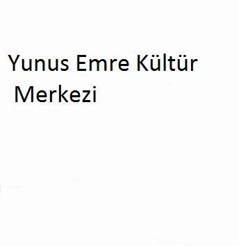 Bakırköy Yunus Emre Kültür Merkezi afi�