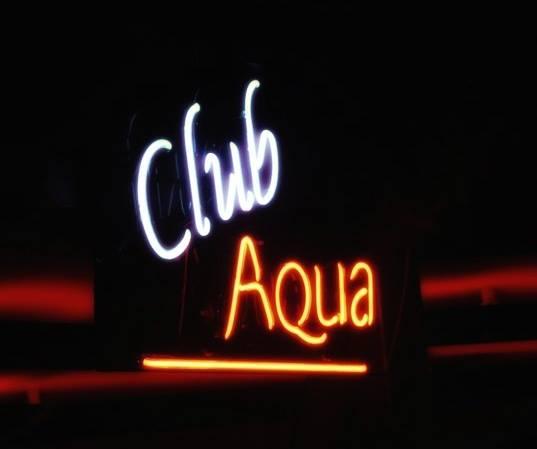CLUB AQUA afi�