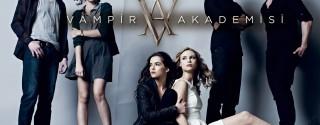 Vampir Akademisi afiş