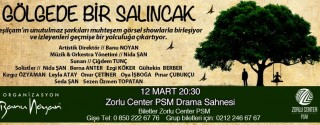 Gölgede Bir Salıncak Türk Filmlerinin Unutulmaz Şarkıları afiş