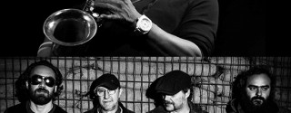 Joe McPhee & Konstrukt Konseri afiş