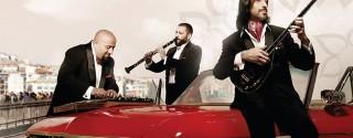 Taksim Trio Konseri afiş