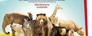 Hayvanlar Dünyası World Of Animals Sergisi afiş