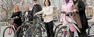 Bisiklet Sürüş Eğitimleri afiş