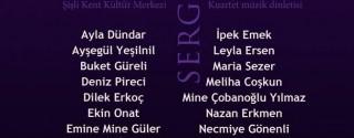"""CAM TAVANI DELEN KADINLAR"""" SERGİSİ afiş"""