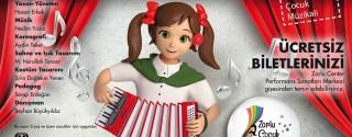 Kibritçi Kız Müzikali Zorlu Center'da Ücretsiz afiş