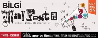 Bilgi Mayfest 2015 afiş