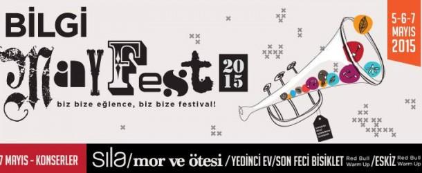 Bilgi Mayfest 2015