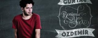 Güntaç Özdemir Konseri afiş