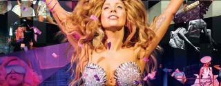 Lady Gaga Konseri afiş