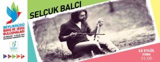 Selçuk Balcı Konseri afiş