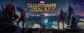 Galaksinin Koruyucuları afiş