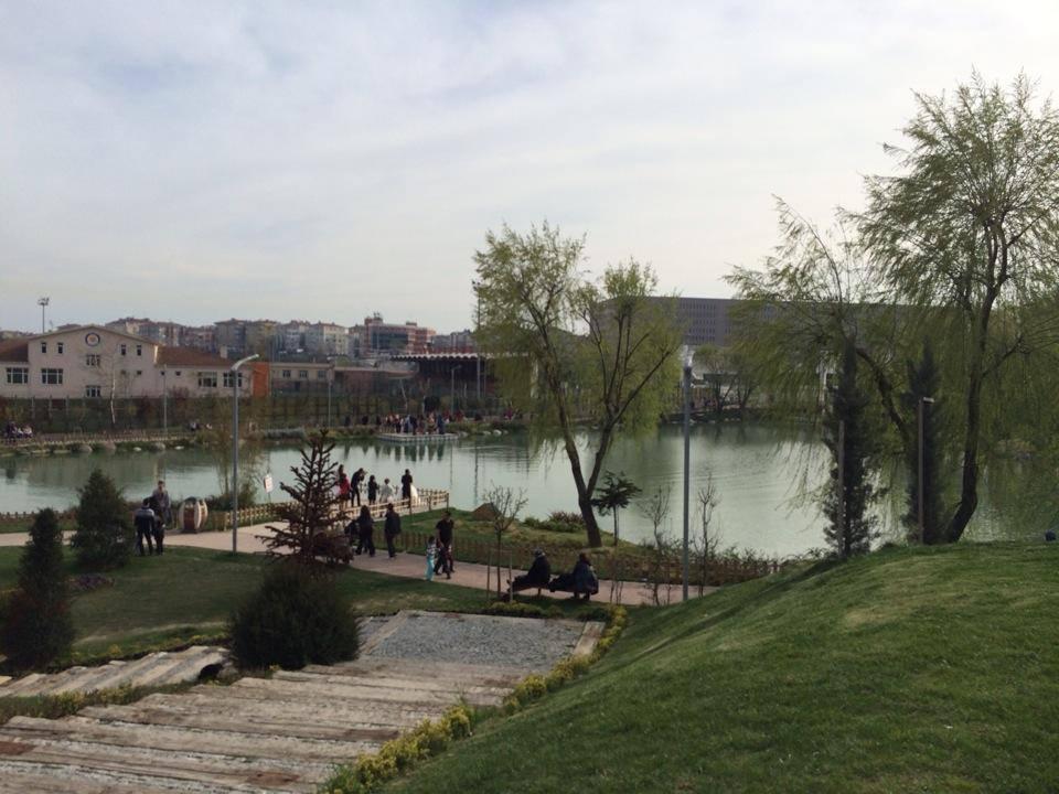 Bakırköy Botanik Park afi�